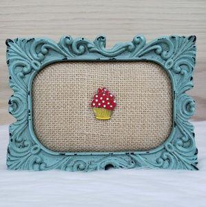 🎃 Disney Minnie Mouse Cupcake Pin